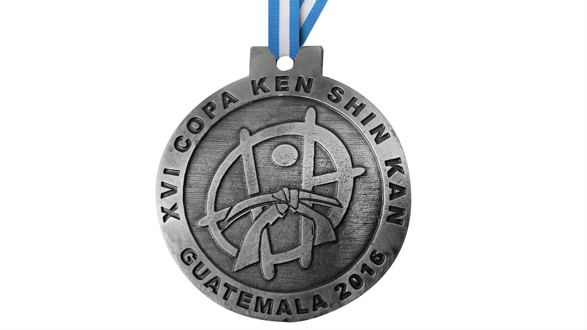 303e77c95e4e Medallas 3D Personalizadas Metal Fundido – IRSA