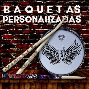 Baquetas Personalizadas #IRSAPersonaliza